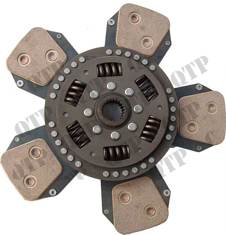 "Clutch Disc 399 699 390T 390 13"" 5 Paddle"
